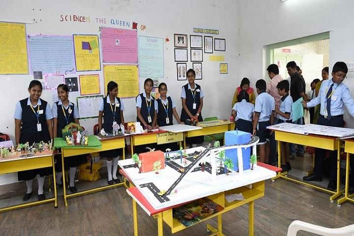 Royal International School-Social expo