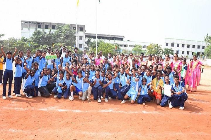 Royal International School-Sports day