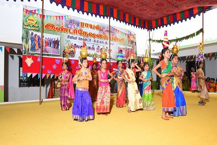Royal International School-Cultural Event