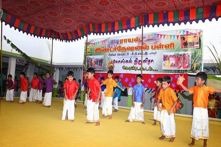 Royal International School-Cultural Event View