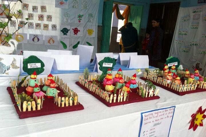 Prabhat Tara School-Art and Exhibition