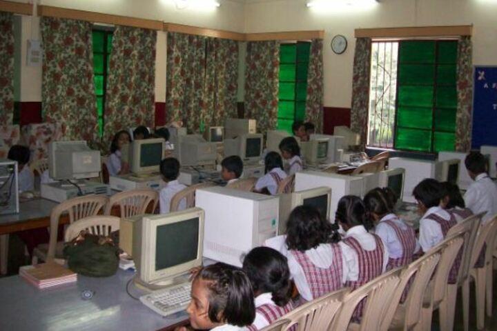 Prabhat Tara School-Computer Lab