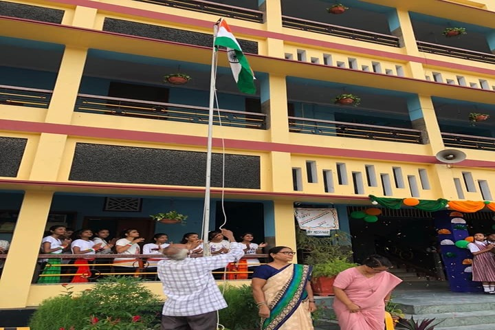 Prabhat Tara School-Independence Day Celebrations