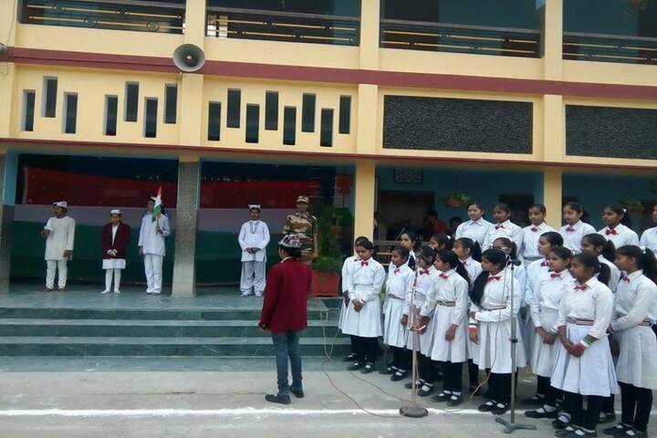 Prabhat Tara School-Singing