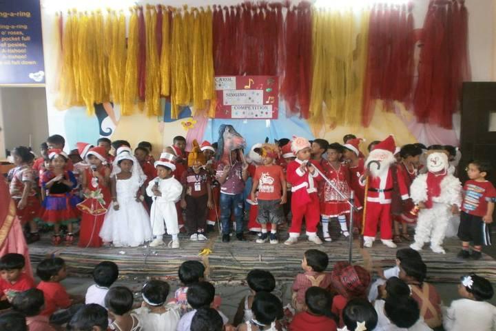 Ryan International School-Christmas Celebration