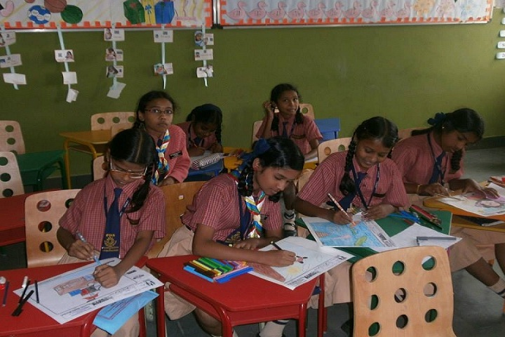 Ryan International School-Drawing Competition