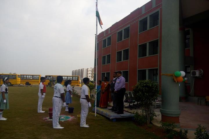 Ryan International School-Republic day