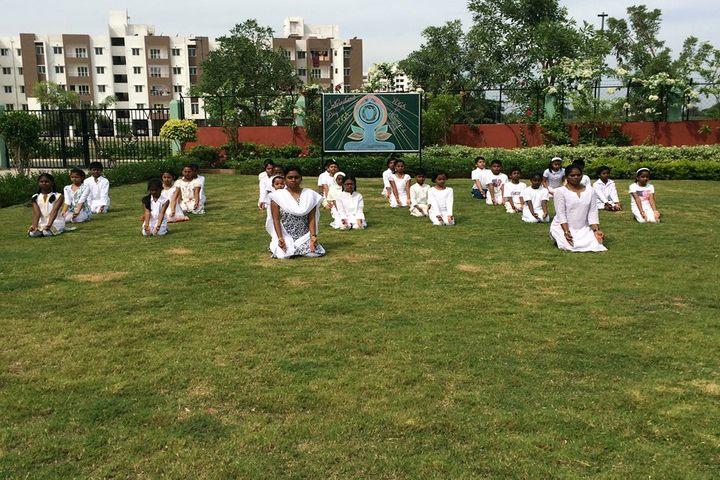 Ryan International School-Yoga