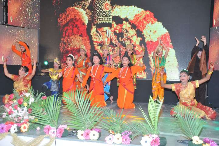 S P D H Sindhi Model Senior Secondary School-Cultural Program