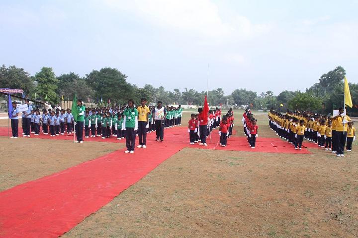S R S Vidya Mandir-Assembly