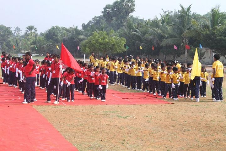 S R S Vidya Mandir-Sports day