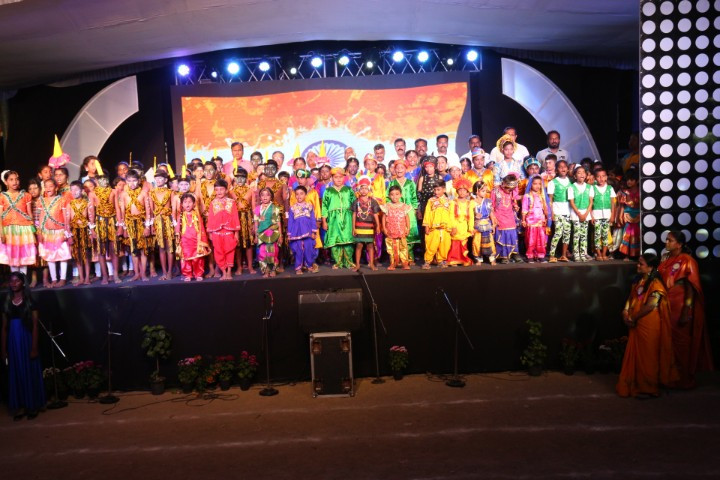 SBIOA School- annual day