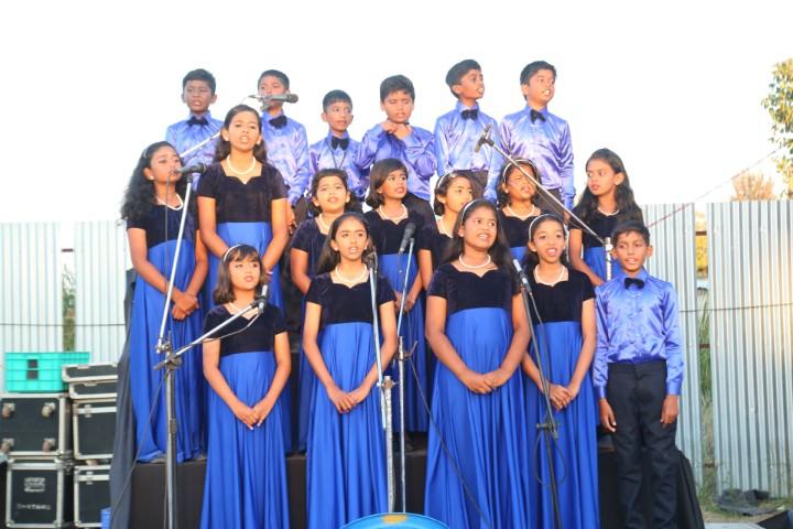 SBIOA School- music