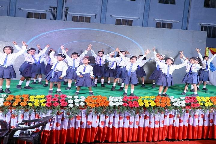 S K P Vanitha International School-Annual-Day