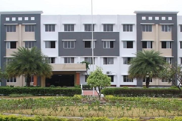 S K P Vanitha International School-Campus-View
