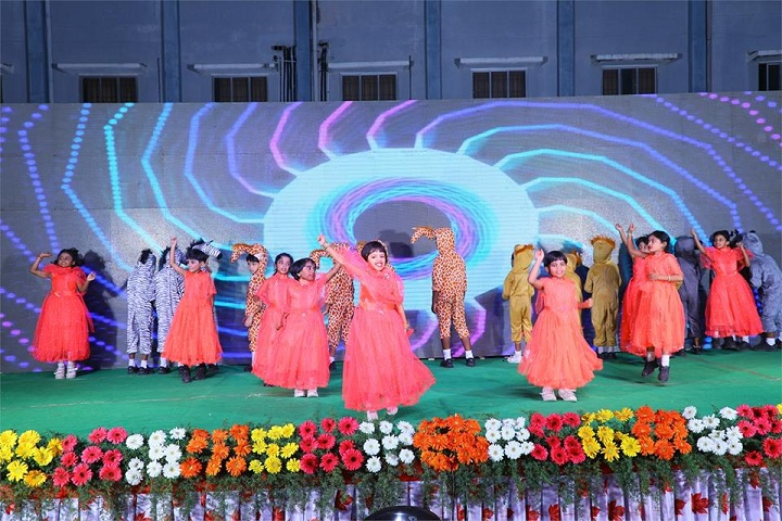 S K P Vanitha International School-Events