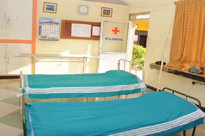 S K P Vanitha International School-Healthcare