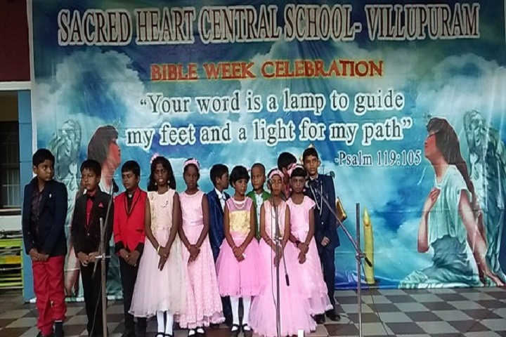 Sacred Heart Central School-Music-Competiton