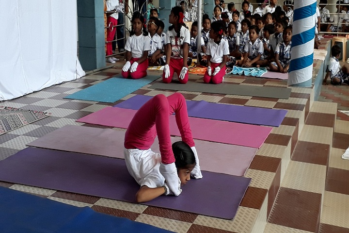 Sacred Heart Central School-Yoga