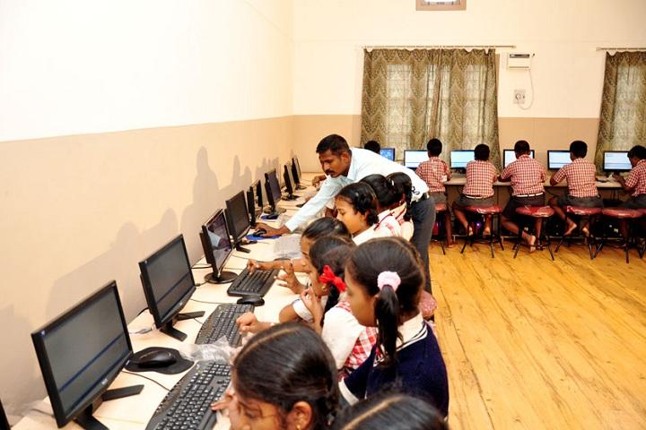Sacred Heart School-Computer-Lab