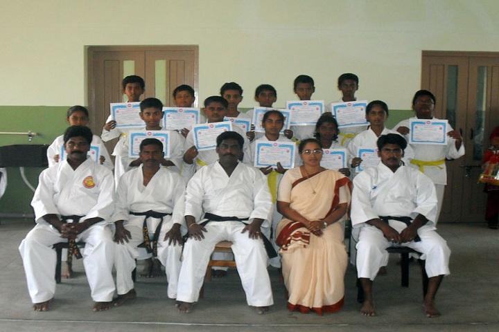 Sacred Heart School-Karate