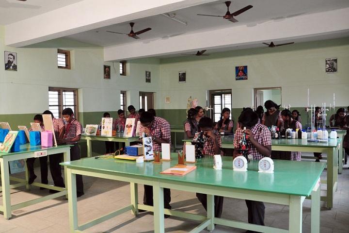 Sacred Heart School-Laboratory