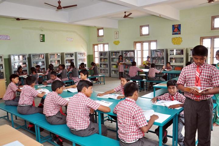 Sacred Heart School-Library