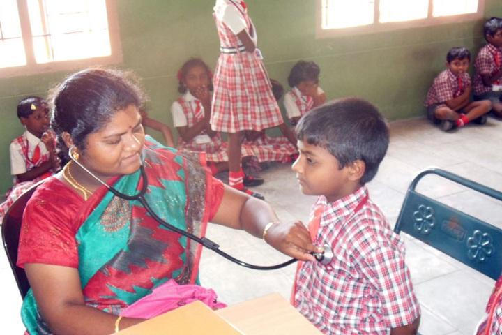 Sacred Heart School-Medical