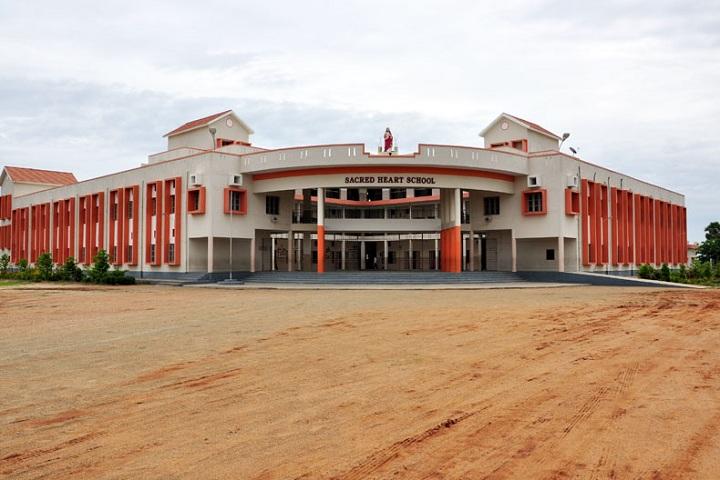 Sacred Heart School-School-Building