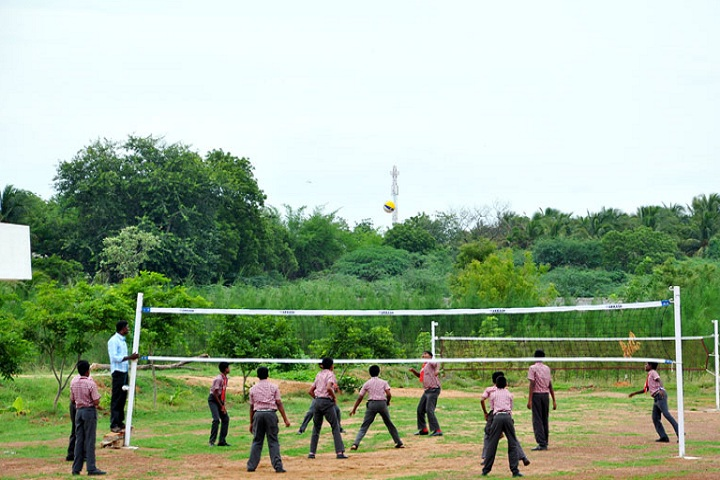 Sacred Heart School-Sports