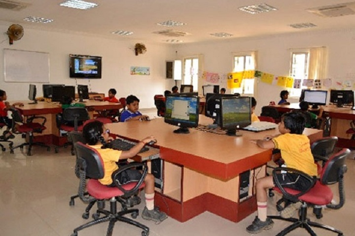 Sagar International School-Computer-Laboratory