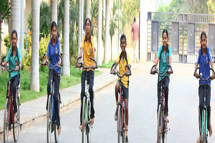 Sagar International School-Cycling