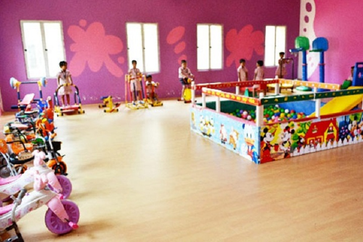 Sagar International School-Kids-Gym