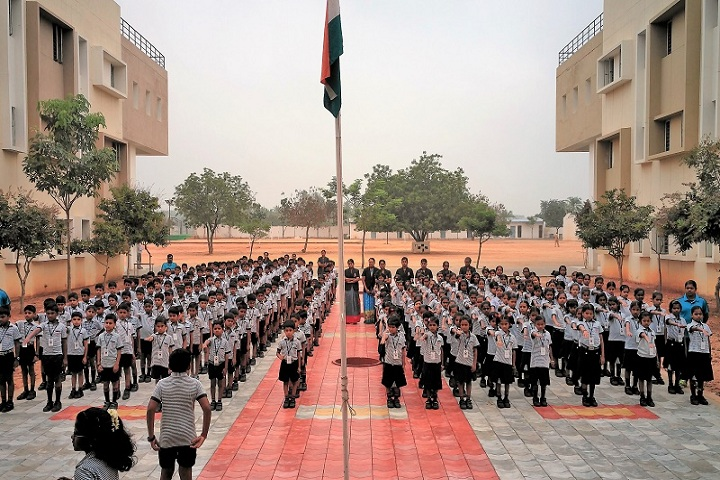 Sagar International School-Republic-Day