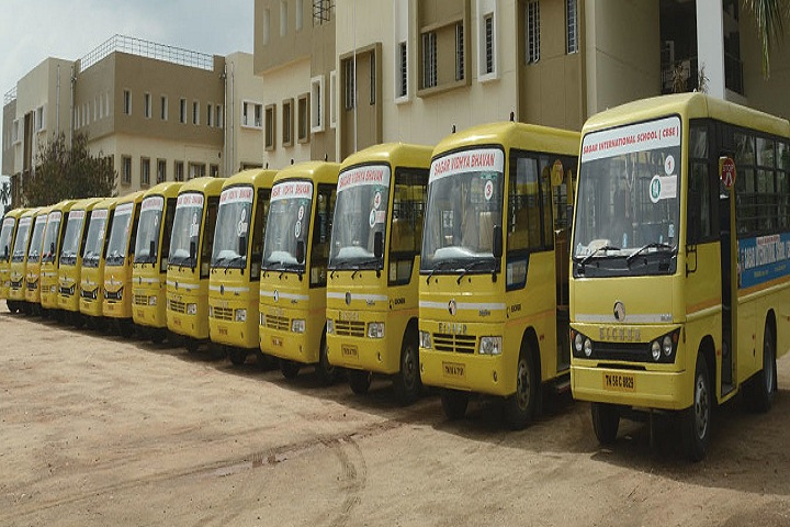Sagar International School-Transport