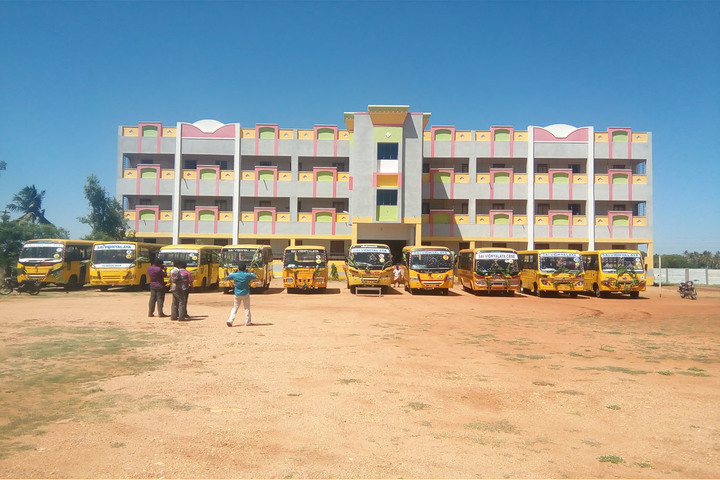 Sai Nursery and Primary School-Campus-View