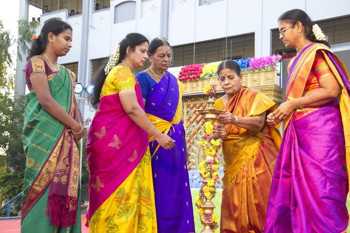 Sai Nursery and Primary School-Festival-Celebration