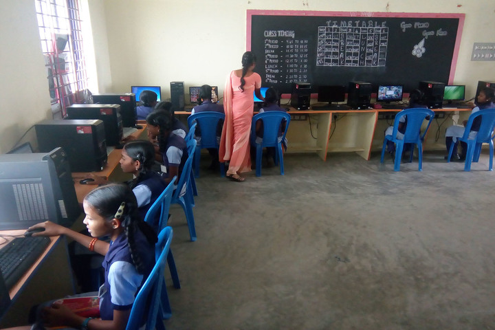Sai Nursery and Primary School-IT-Lab