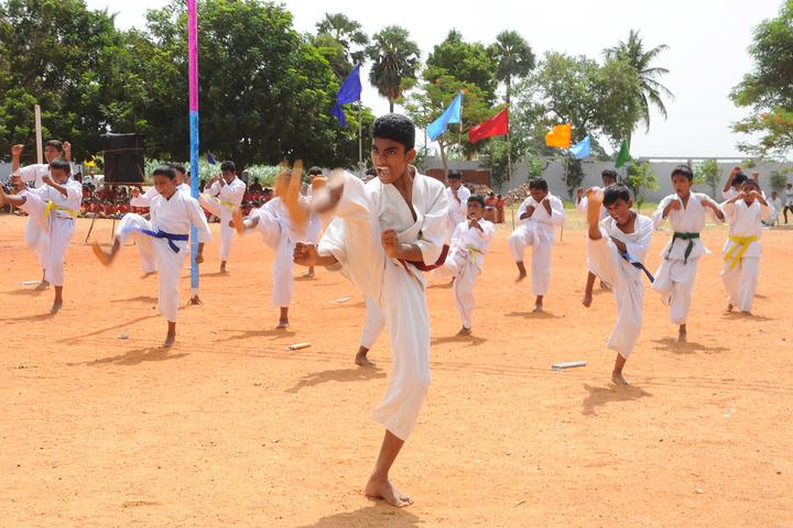 Sai Nursery and Primary School-Karate