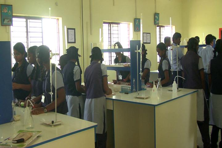 Sai Nursery and Primary School-Laboratory