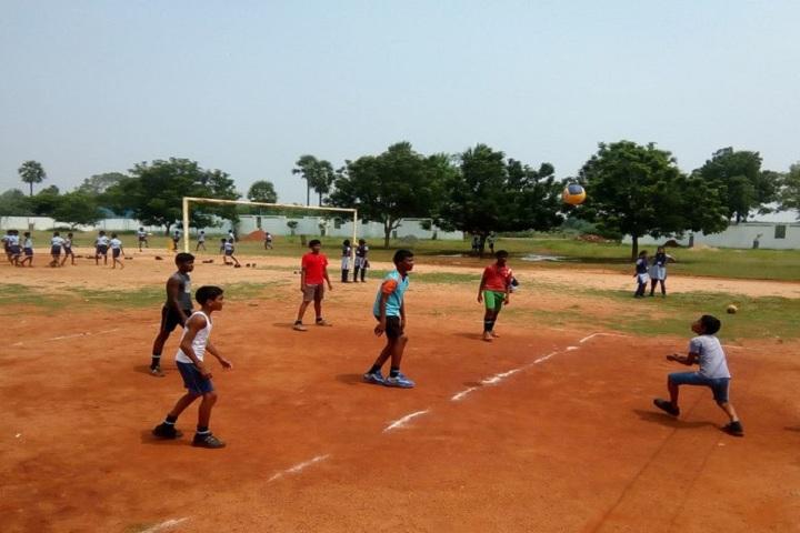 Sai Nursery and Primary School-Play-Ground