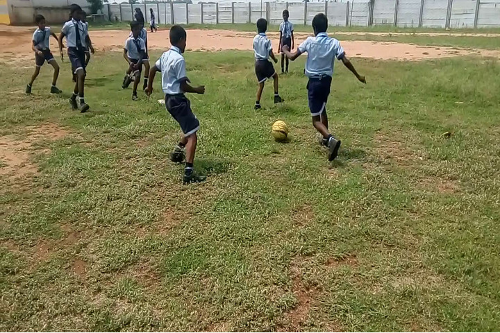 Sai Nursery and Primary School-Sports