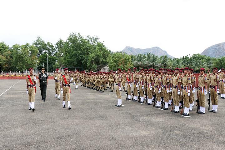 sainik school amaravathinagar -Independence day