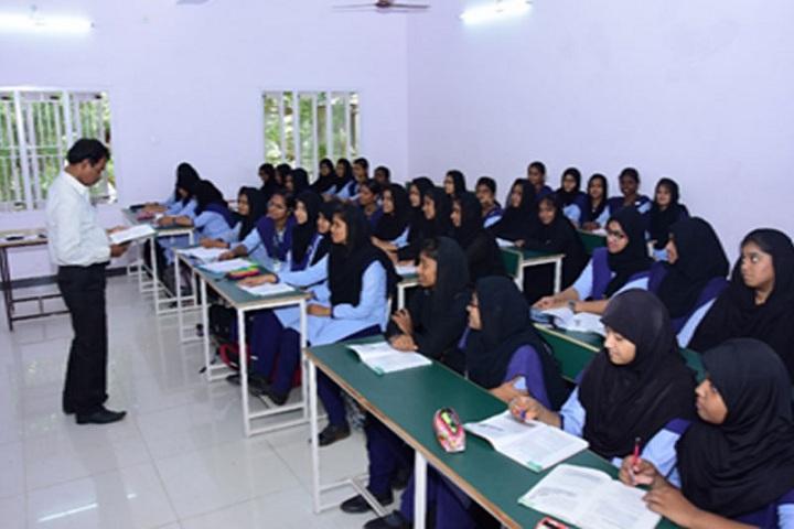 Samadh Higher Secondary School-Classroom