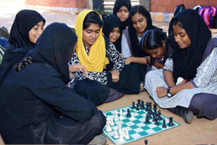 Samadh Higher Secondary School-Indoor Games