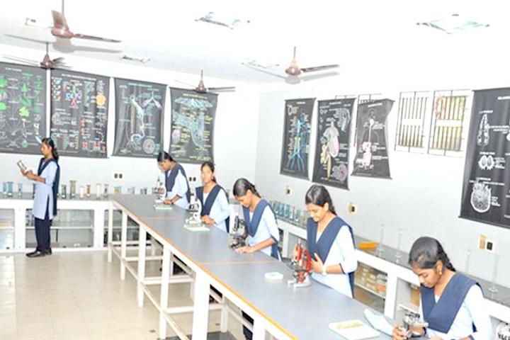 Samadh Higher Secondary School- Physics Lab