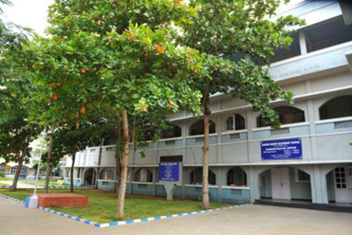 Samadh Higher Secondary School-School Building