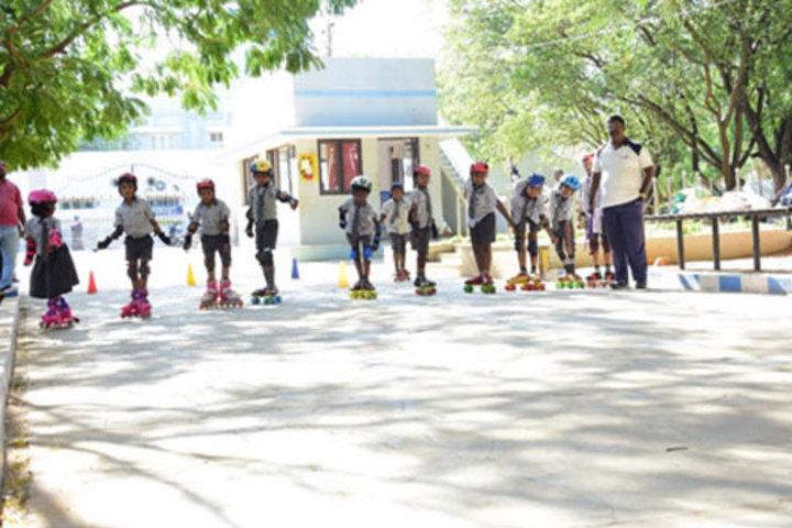 Samadh Higher Secondary School-Skating