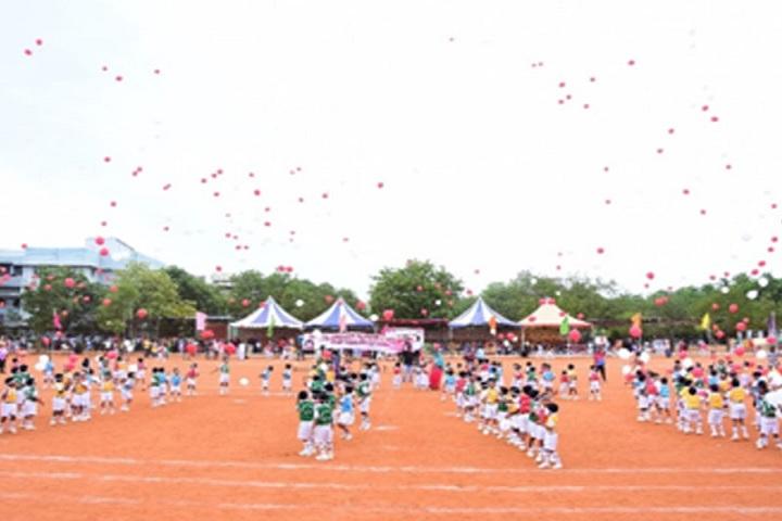 Samadh Higher Secondary School-Sports Day