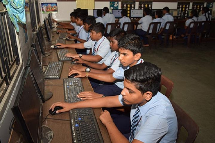 Santhanam Vidhyalaya-Computer Lab